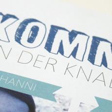 Zeitschrift Knallerbse 2